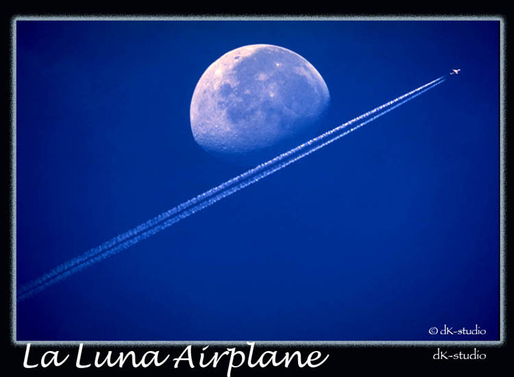 La Luna Airplane