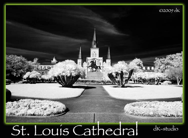 St. Louis Catherdral