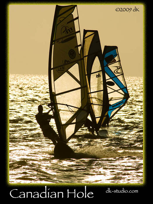 Canadian Hole Windsurfing