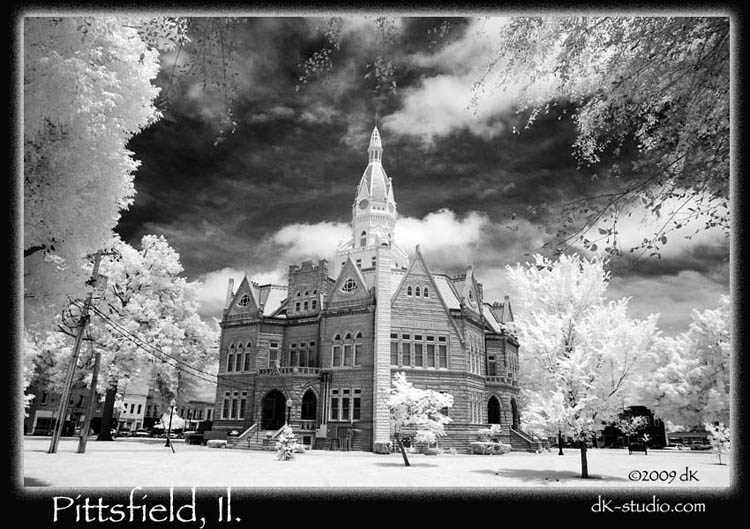 Pittsfield Courthouse