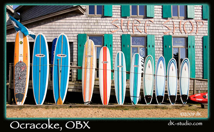 Ocracoke Surfboards