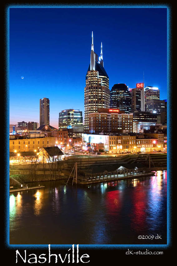 Nashville Skyline