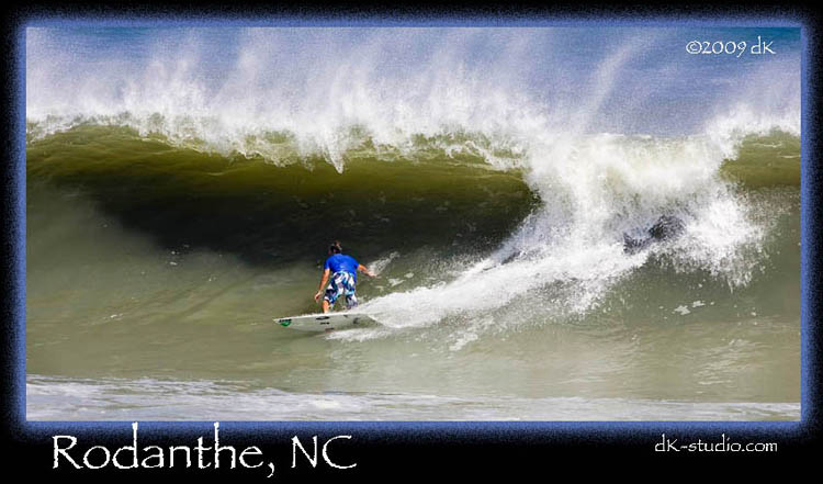 Rodanthe Surfing