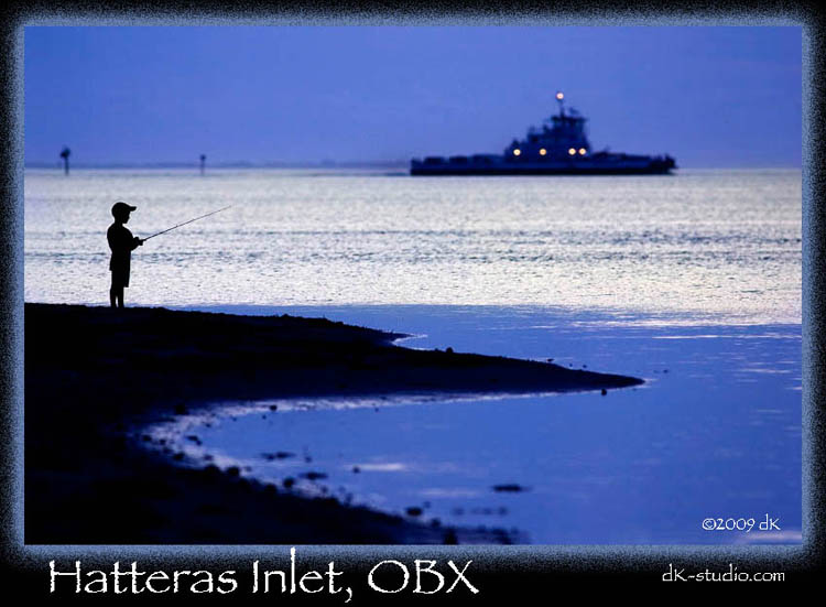 Hatteras Inlet Fishing