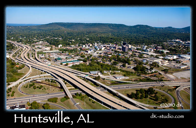 Huntsville Aerial