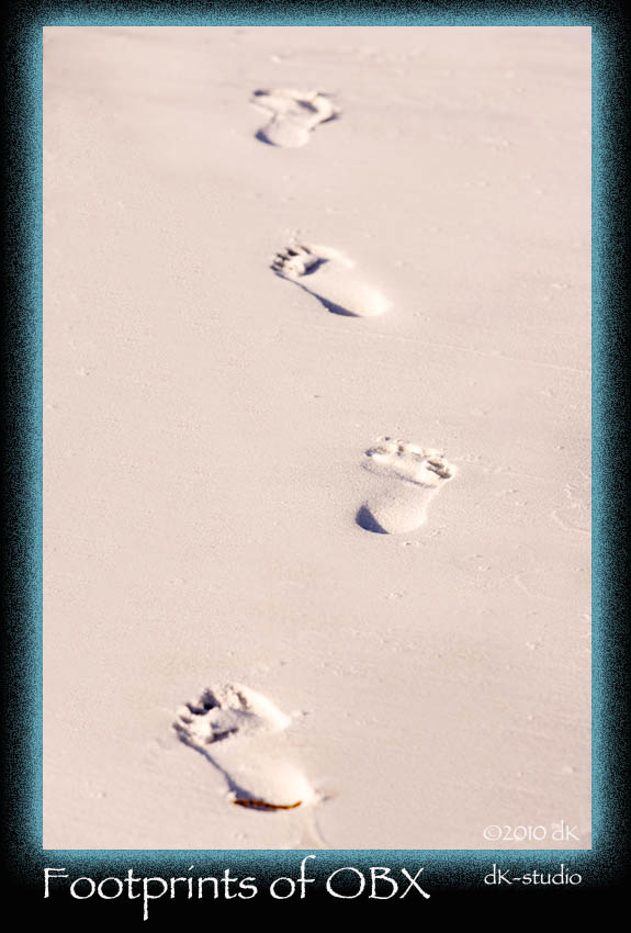 Footprints of OBX