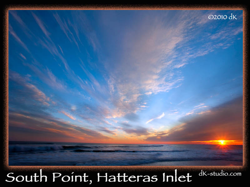 South Point Hatteras Inlet