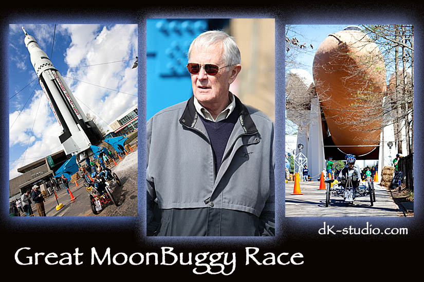 Great Moon Buggy Race