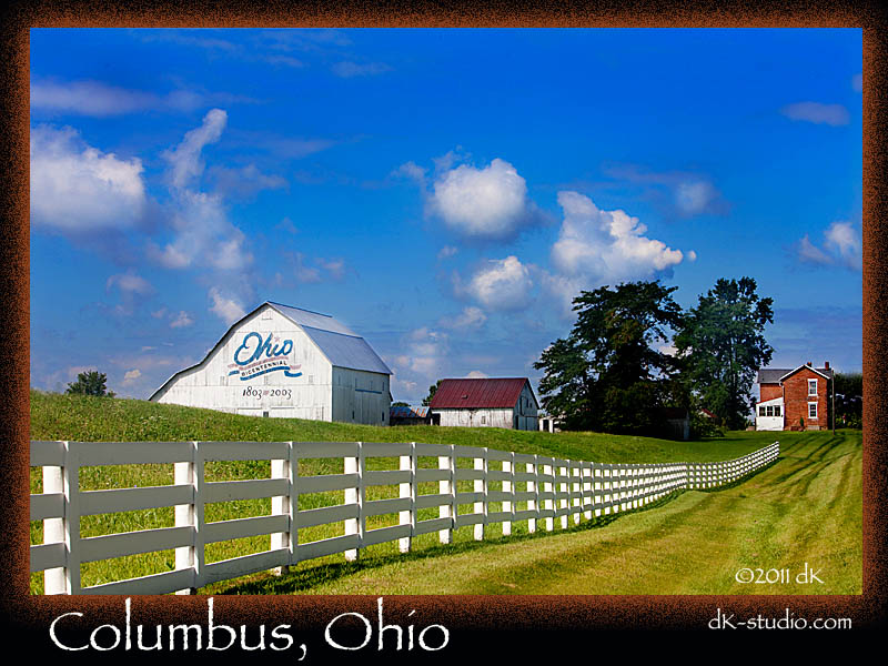 Columbus Ohio Farm