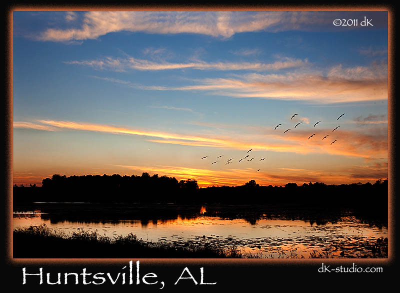 Huntsville Sunset