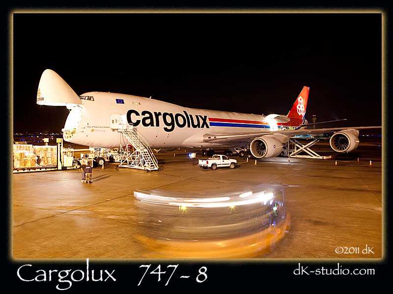 Cargolux Huntsville Airport