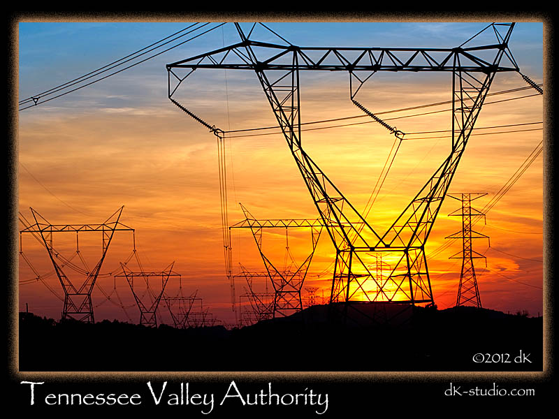 TVA Powerlines