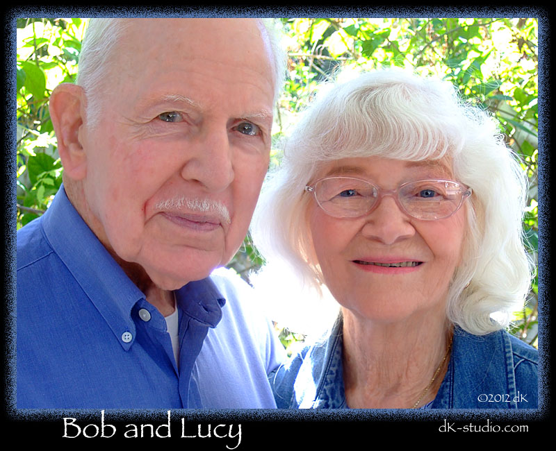 BOB and LUCY