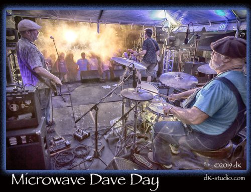 5th Annual Microwave Dave Day